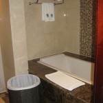 2 bedroom Villa 2nd floor bathroom