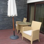 2 bedroom Villa 2nd floor terrace