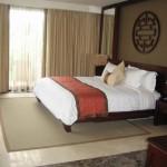 2 bedroom Villa bedroom