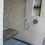 2 bedroom Villa shower