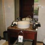 2 bedroom Villa sink