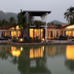 Banyan pool view