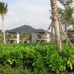 Spa Villa view